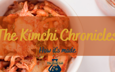 The Kimchi Chronicles – How it's made